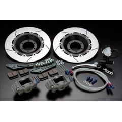 PMC ピーエムシー Φ320ディスクローター&CP2696ブレーキキット Z750 (空冷) Z900 (KZ900) Z1000 (空冷) Z1-R/Z1-RII