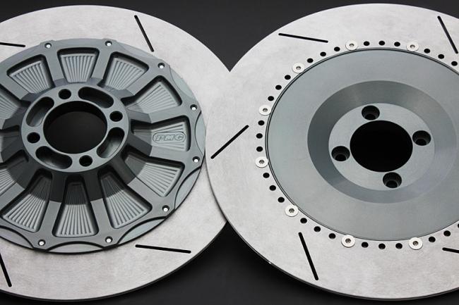 PMC ピーエムシー 330mm S1-Typeディスクローター単品 STDハブ・4穴ディスク 左側 Z1-R/Z1-RII Z1000 (空冷) Z750 (空冷) Z900 (KZ900)
