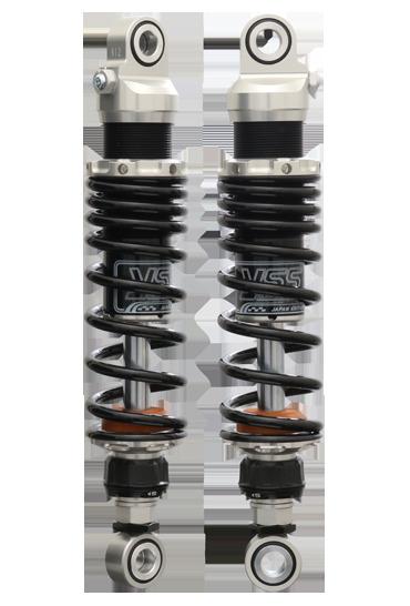 YSS ワイエスエス リアサスペンション ROD LINE リアショック 【ZRシリーズ】 ZR366【PMCサマーセール】【注目商品】 スプリングカラー:ブラック ボディカラー:シルバー FLHX Touring 14