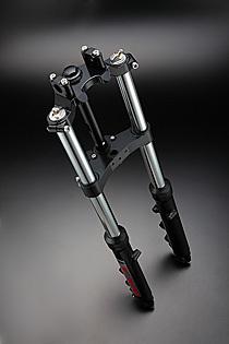 独特な PMC ピーエムシー トリプルクランプ付フォークASSY Z750FX KYB36KZ ピーエムシー& Type-2 PMC Z750FX, 海部郡:bb8c3502 --- kalpanafoundation.in