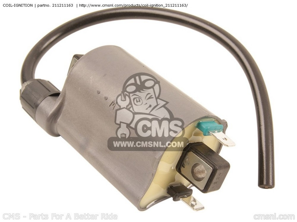 CMS シーエムエス COIL-IGNITION EX250F17 NINJA 250R 2003 USA CALIFORNIA EX250F18 NINJA 250R 2004 USA CALIFORNIA EX250F7F NINJA 250R 2007 USA CALIFORNIA