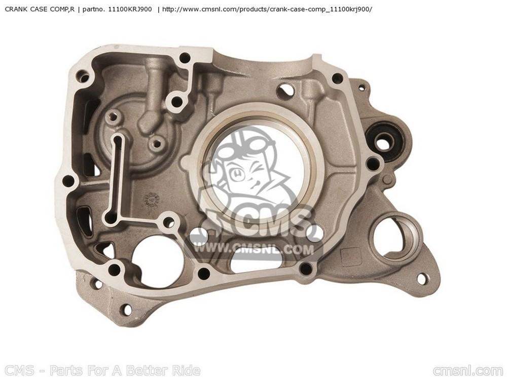 CMS シーエムエス その他エンジンパーツ CRANK CASE COMP,R SH125 D9 UH125D 9 FRANCE | CMF KMH 2F