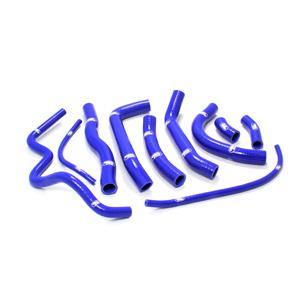 SAMCO SPORT サムコスポーツ ラジエーター関連部品 クーラントホース(ラジエーターホース) カラー:ダークグリーン (限定色) VFR 800 1998-2001