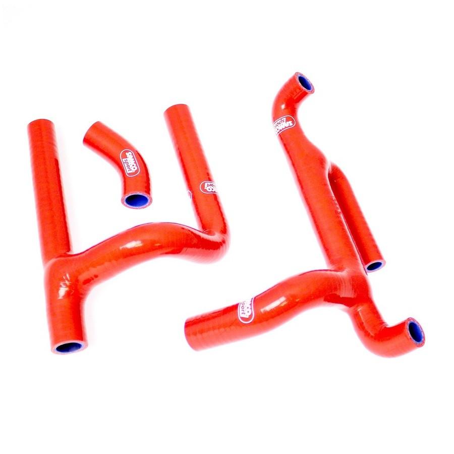 SAMCO SPORT サムコスポーツ ラジエーター関連部品 クーラントホース(ラジエーターホース) カラー:ガンメタルグレー (限定色) TE 250 2010-2013 TE 310 2010-2013