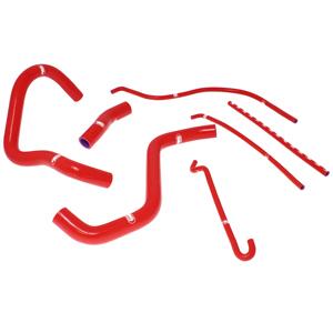 SAMCO SPORT サムコスポーツ ラジエーター関連部品 クーラントホース(ラジエーターホース) カラー:レッド (限定色) GSX-1300R ハヤブサ 隼 2008-2017