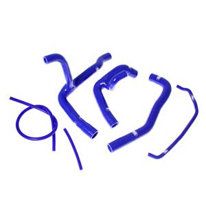 SAMCO SPORT サムコスポーツ ラジエーター関連部品 クーラントホース(ラジエーターホース) カラー:メタリックシルバー (限定色) YZF-R6 2006-2016