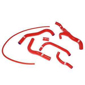 SAMCO SPORT サムコスポーツ ラジエーター関連部品 クーラントホース(ラジエーターホース) カラー:バイパーレッド (限定色) CBR 600 RR PC40 2007-2017