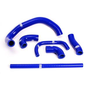 SAMCO SPORT サムコスポーツ ラジエーター関連部品 クーラントホース(ラジエーターホース) カラー:ブルー ZX 9 R NINJA 1994-1997