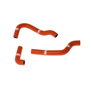 SAMCO SPORT サムコスポーツ ラジエーター関連部品 クーラントホース(ラジエーターホース) カラー:ソーラーオレンジカモ (限定色) Beta 80 全年式