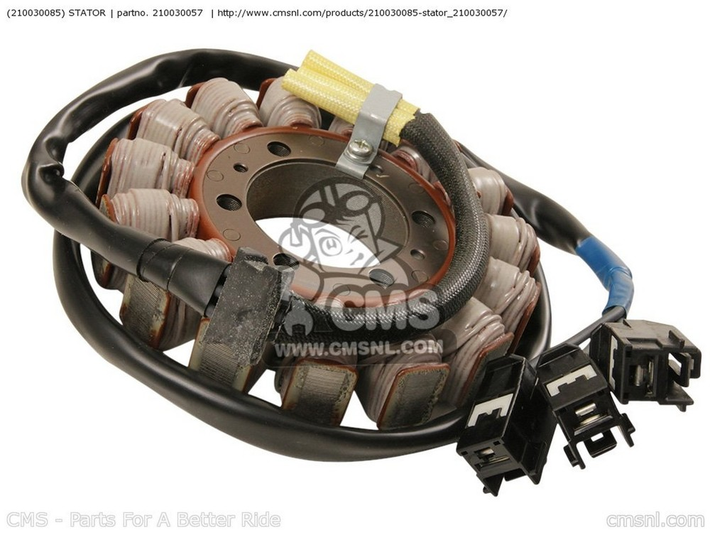 CMS シーエムエス (210030149) STATOR ZG1400A8F CONCOURS 14 USA / ABS ZG1400A9F CONCOURS 14 USA / ABS ZG1400B8F CONCOURS 14 USA ZG1400B9F CONCOURS 14 USA