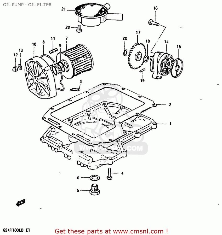CMS シーエムエス その他エンジンパーツ (11511-49201) PAN,OIL