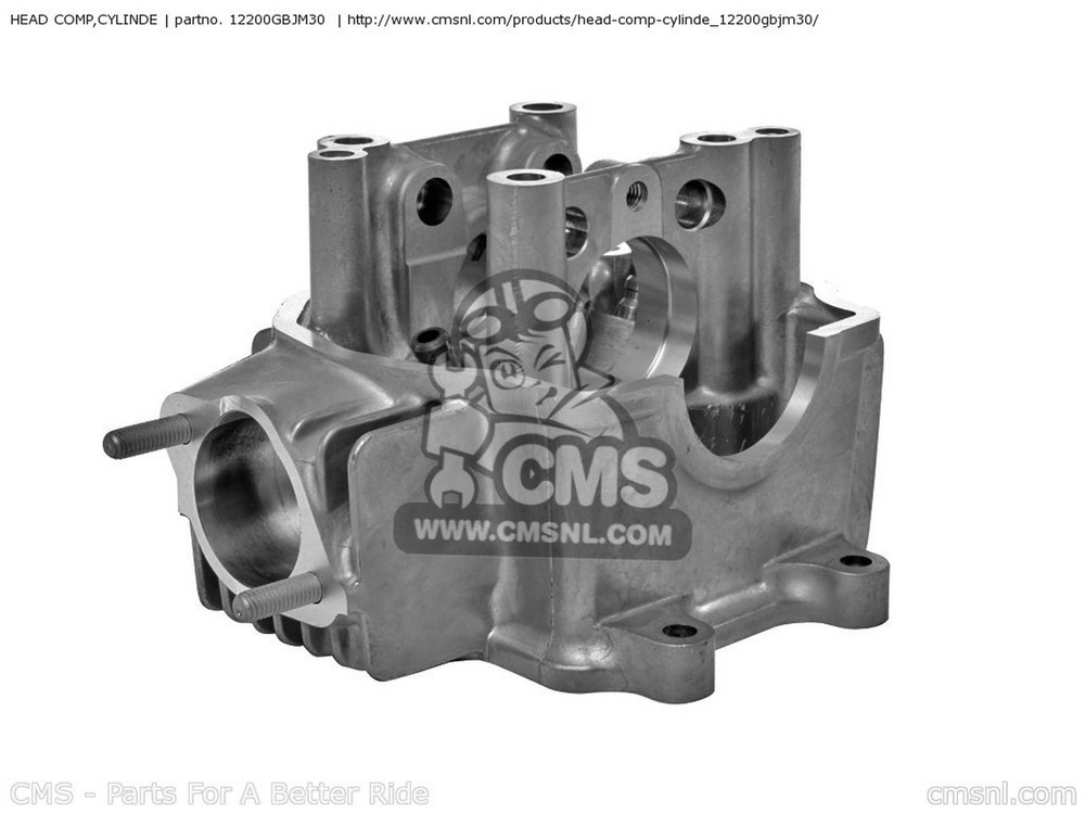 CMS シーエムエス その他エンジンパーツ HEAD COMP,CYLINDE C50BN (8) AA01-170 JAPAN (JDM) C50CM C50D C50S (8) JAPAN AA01-170 (JDM)