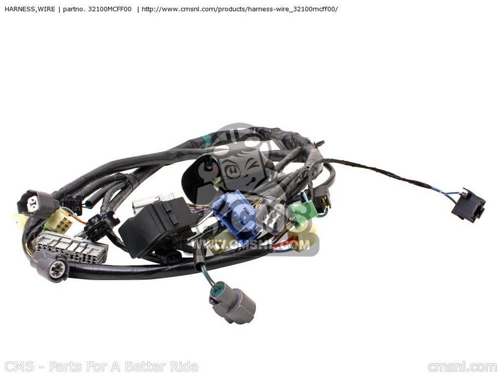 CMS シーエムエス HARNESS,WIRE VTR1000SP FIRESTORM (1) FRANCE / 100