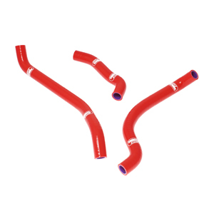 SAMCO SPORT サムコスポーツ ラジエーター関連部品 クーラントホース(ラジエーターホース) カラー:ガンメタルグレー (限定色) TRX 250 R 1988-1989