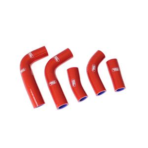 SAMCO SPORT サムコスポーツ ラジエーター関連部品 クーラントホース(ラジエーターホース) カラー:レッド (限定色) Ninja 250 R 2008-2012