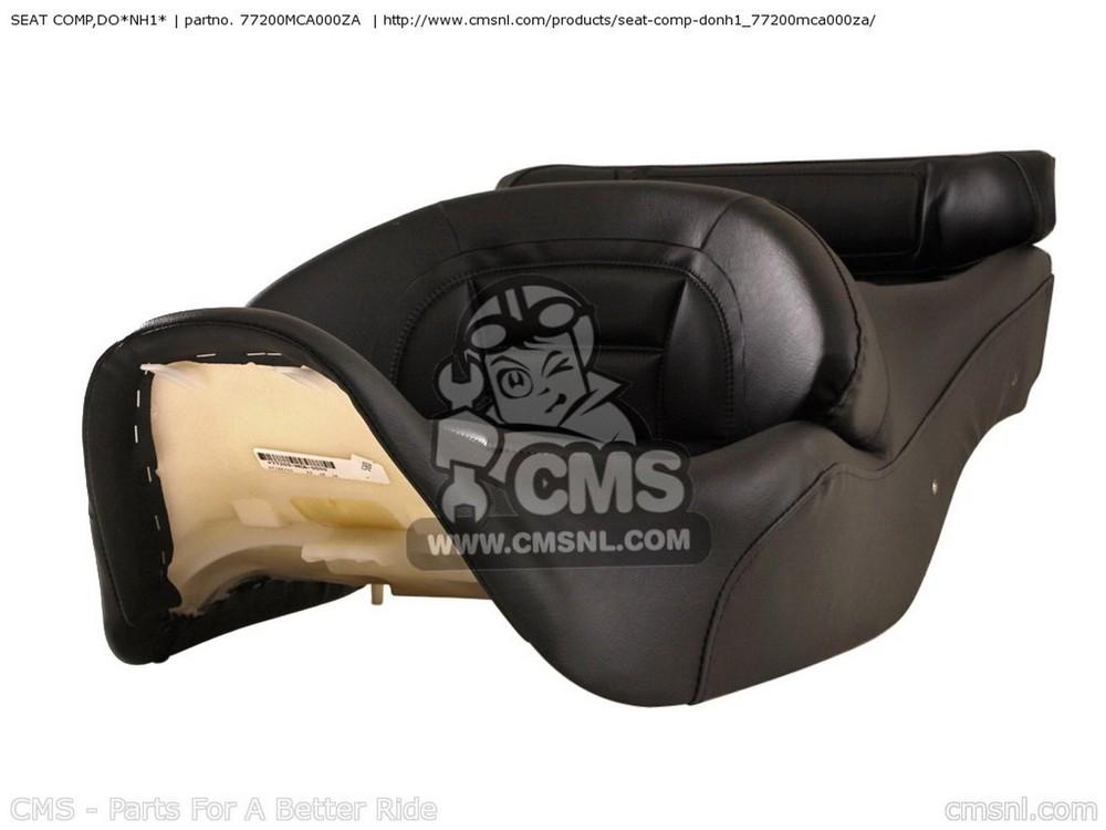 CMS シーエムエス シート本体 SEAT COMP,DO*NH1*