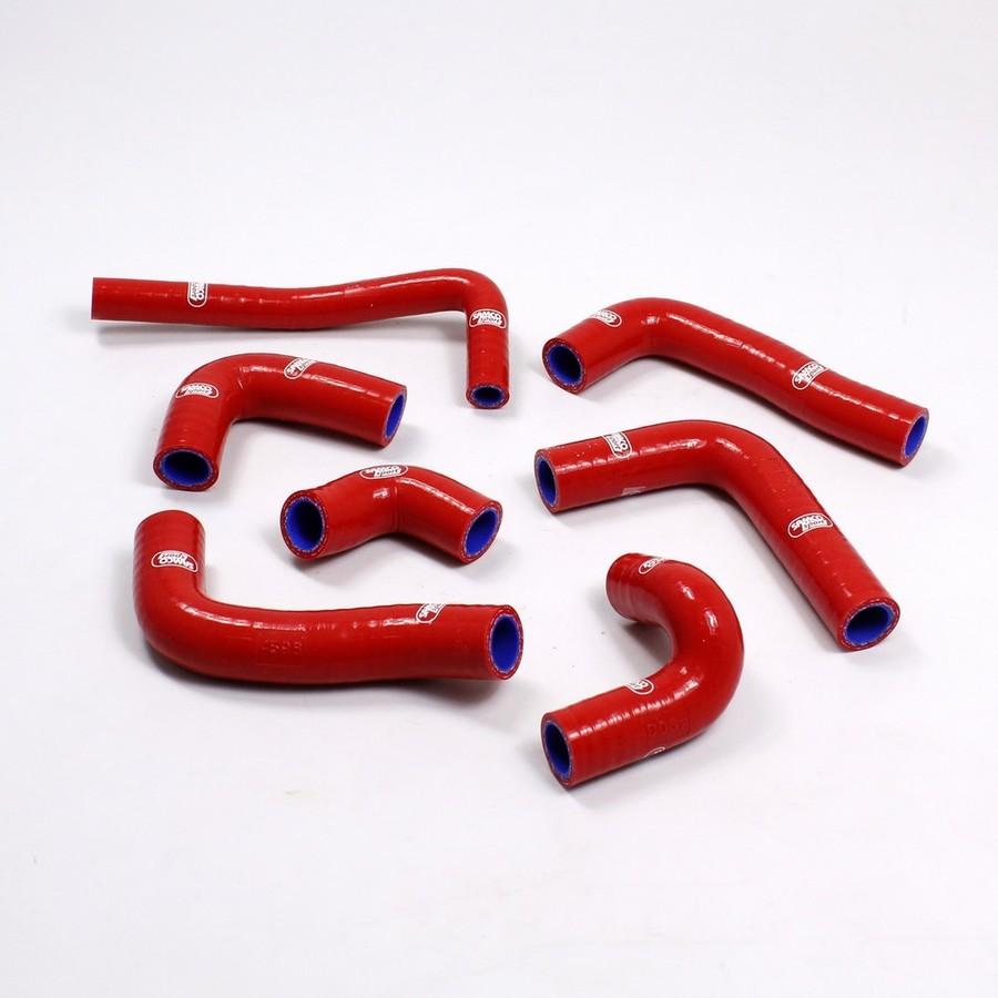 SAMCO SPORT サムコスポーツ ラジエーター関連部品 クーラントホース(ラジエーターホース) カラー:バイパーレッド (限定色)