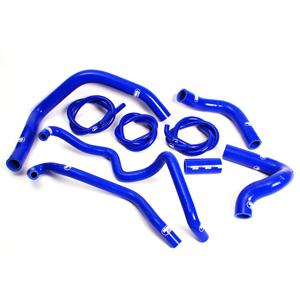 SAMCO SPORT サムコスポーツ ラジエーター関連部品 クーラントホース(ラジエーターホース) カラー:ソーラーオレンジカモ (限定色) ZX 10 R 2004-2005
