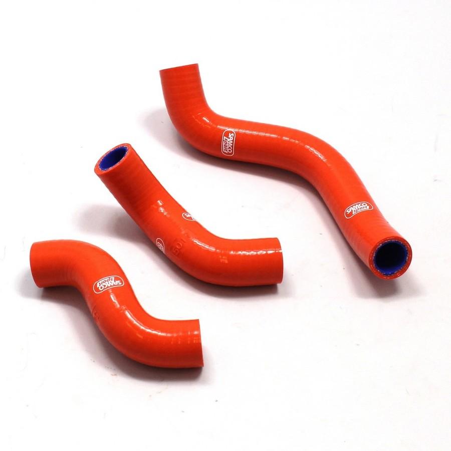 SAMCO SPORT サムコスポーツ ラジエーター関連部品 クーラントホース(ラジエーターホース) カラー:ガンメタルグレー (限定色) 450 SX-F 2015