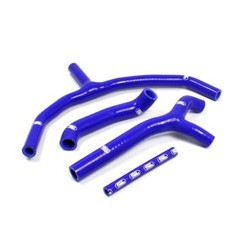 SAMCO SPORT サムコスポーツ ラジエーター関連部品 クーラントホース(ラジエーターホース) カラー:ガンメタルグレー (限定色) YZ 250 1985-1987