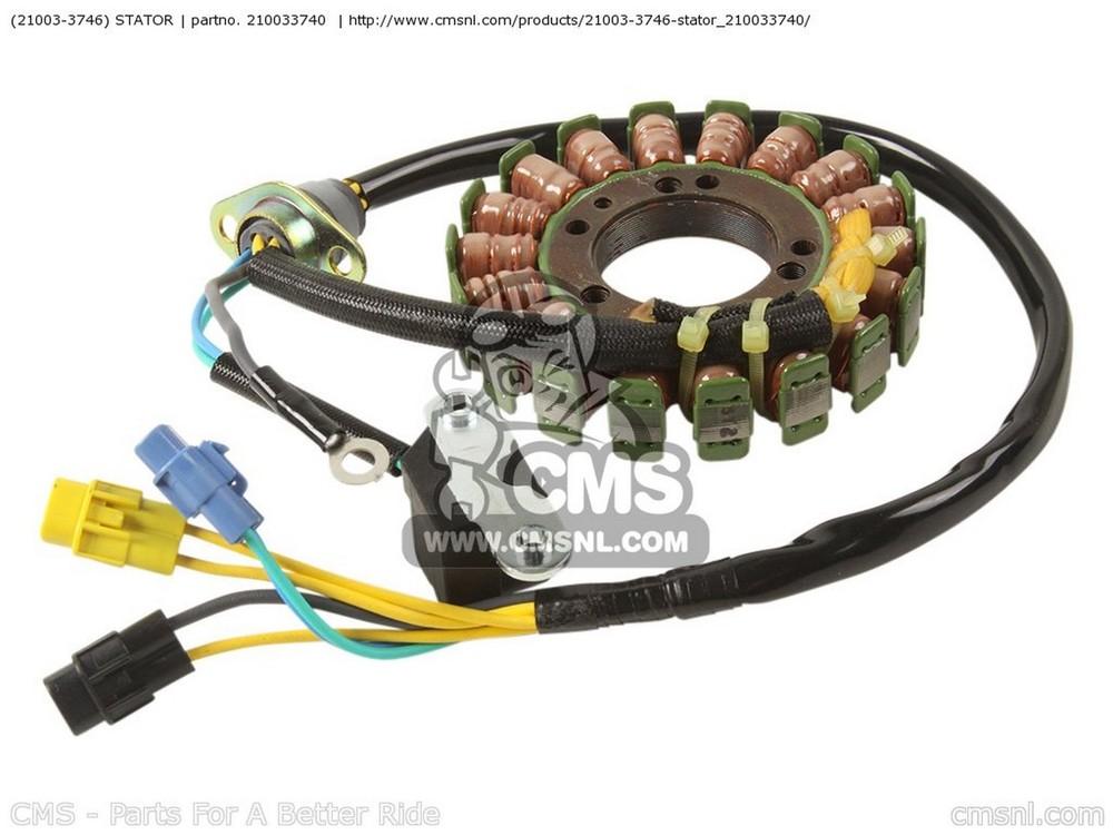 CMS シーエムエス (210033746) STATOR JH1200-A3 JETSKI ULTRA 150 2001 USA JH1200-A4 JETSKI ULTRA 150 2002 USA JT1200-A1 JETSKI1200 STX-R 2002 USA JT1200-A2 JETSKI1200 STX-R 2003 USA