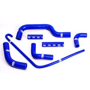 SAMCO SPORT サムコスポーツ ラジエーター関連部品 クーラントホース(ラジエーターホース) カラー:ブルー Monster S4 01-08 Monster S4R 01-08