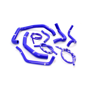 SAMCO SPORT サムコスポーツ ラジエーター関連部品 クーラントホース(ラジエーターホース) カラー:グリーン (限定色) CBR600F4 CBR600F4i CBR600Fi Sport