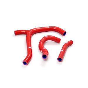 SAMCO SPORT サムコスポーツ ラジエーター関連部品 クーラントホース(ラジエーターホース) カラー:ガンメタルグレー (限定色) CRF 250 R 2014-2015