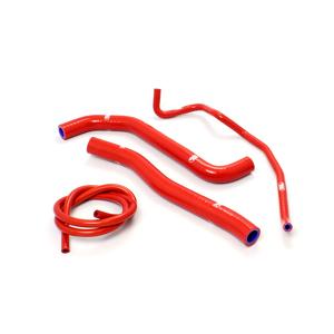 SAMCO SPORT サムコスポーツ ラジエーター関連部品 クーラントホース(ラジエーターホース) カラー:ダークグリーン (限定色) CRF 250 L 2013-2017