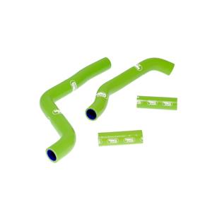 SAMCO SPORT サムコスポーツ ラジエーター関連部品 クーラントホース(ラジエーターホース) カラー:グリーン ZX 10 R 2008-2010