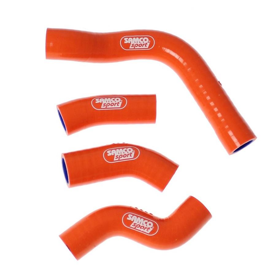 SAMCO SPORT サムコスポーツ ラジエーター関連部品 クーラントホース(ラジエーターホース) カラー:オレンジ