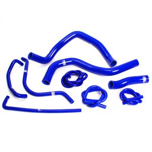 SAMCO SPORT サムコスポーツ ラジエーター関連部品 クーラントホース(ラジエーターホース) カラー:メタリックシルバー (限定色)
