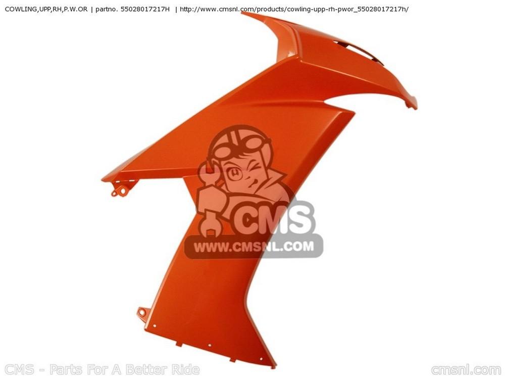2021人気の CMS シーエムエス シーエムエス COWLING,UPP,RH,P.W.OR ZX10R ZX1000E8F NINJA ZX10R NINJA USA, LUMAX:d2066db0 --- villanergiz.com