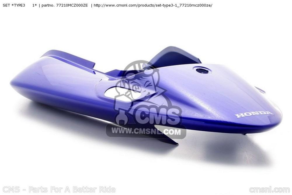 CMS シーエムエス タンク SET *TYPE3   1* CB900F 2002 (2) AUSTRALIA CB900F 2003 (3) AUSTRALIA