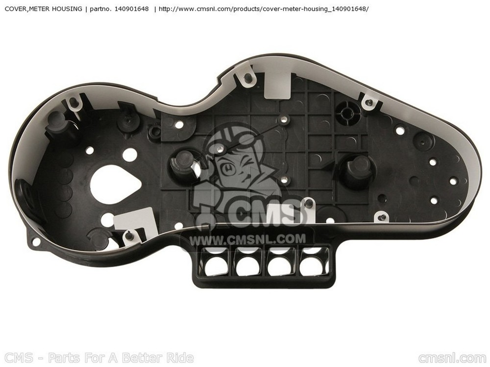 CMS シーエムエス その他メーター関連 COVER,METER HOUSING ZX750P8 NINJA ZX7R 2003 USA CALIFORNIA CANADA