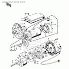 CMS シーエムエス その他エンジンパーツ スターターモーターギア (Starter Motor Gear) Z1