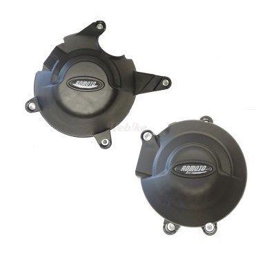 アールディーモト RDmoto エンジンカバーセット【Set of engine covers RDmoto】 EX300 14-16 Ninja 250 14-16 Ninja 300 14-16 Z250 14-16 Z300 14-16