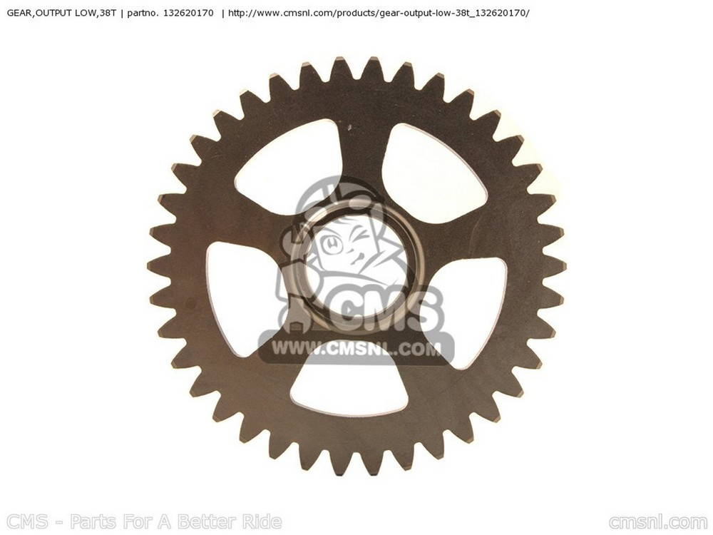 CMS シーエムエス GEAR,OUTPUT LOW,38T