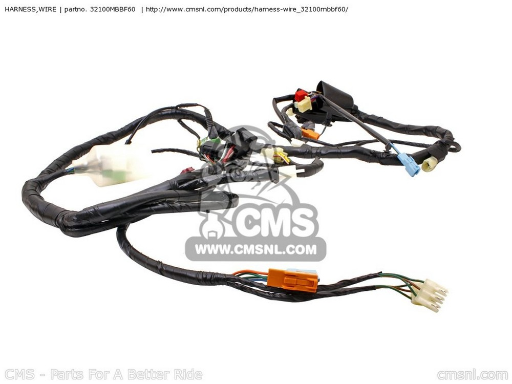 CMS シーエムエス HARNESS,WIRE VTR1000F FIRESTORM (3) FRANCE / ASV VTR1000F FIRESTORM (3) FRANCE / TYPE 3 ASV