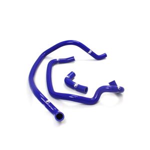 SAMCO SPORT サムコスポーツ ラジエーター関連部品 クーラントホース(ラジエーターホース) カラー:ニンジャグリーンカモ (限定色) Runner VXR 200 4T 2005-2008