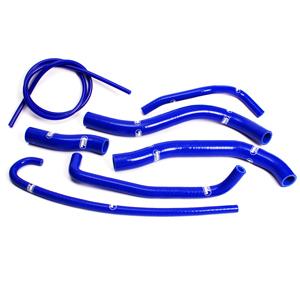 SAMCO SPORT サムコスポーツ ラジエーター関連部品 クーラントホース(ラジエーターホース) カラー:パープル (限定色) GSX-R600 SRAD 1996-1999 GSX-R750 SRAD 1996-1999