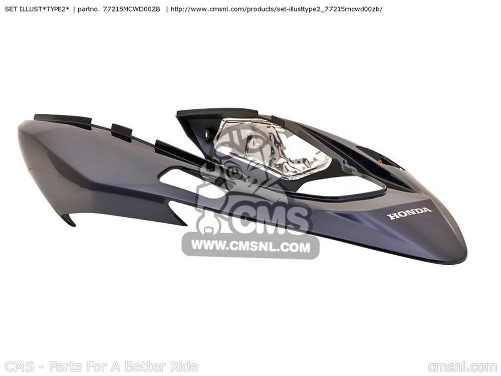 CMS シーエムエス SET ILLUST*TYPE2* VFR800 (2) AUSTRALIA VFR800 (2) FRANCE VFR800A (2) CANADA / ABS VFR800A (2) ENGLAND / ABS