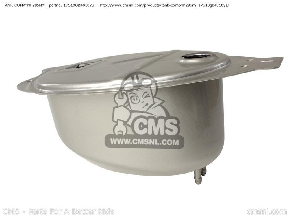 CMS シーエムエス タンク TANK COMP*NH295M*