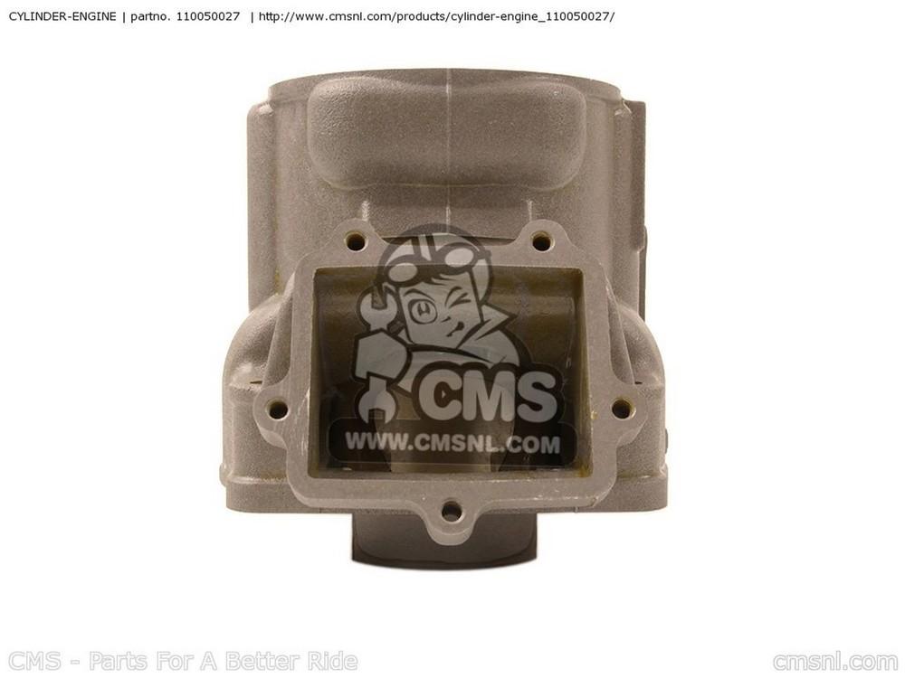 CMS シーエムエス その他エンジンパーツ CYLINDER-ENGINE KX250-R1 KX250 2005 USA CANADA