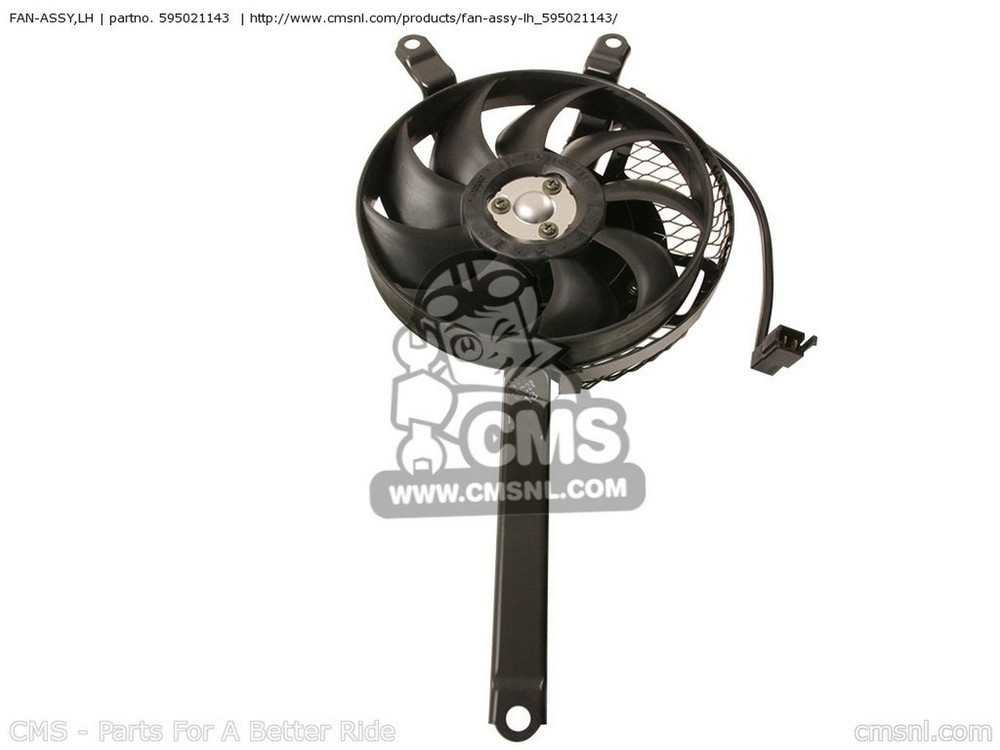 CMS シーエムエス FAN-ASSY,LH ZX1200B2 ZX12R USA CALIFORNIA CANADA ZX1200B3 ZX12R USA CALIFORNIA CANADA ZX1200B4 ZX12R USA CALIFORNIA CANADA