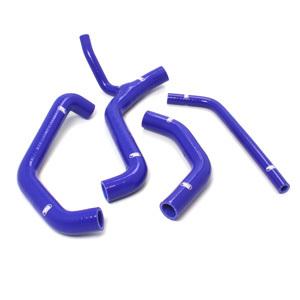 SAMCO SPORT サムコスポーツ ラジエーター関連部品 クーラントホース(ラジエーターホース) カラー:バイパーレッド (限定色) ZX 10 R 2011-2015