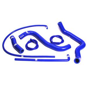 SAMCO SPORT サムコスポーツ ラジエーター関連部品 クーラントホース(ラジエーターホース) カラー:ライトニングブルーカモ (限定色) GSXR 1000 K7 07-08 GSXR 1000 K8 07-08
