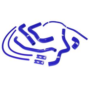 SAMCO SPORT サムコスポーツ ラジエーター関連部品 クーラントホース(ラジエーターホース) カラー:ダークグリーン (限定色) RSV 1000 R 2004-2008 RSV 1000 Tuono R 2006-2010