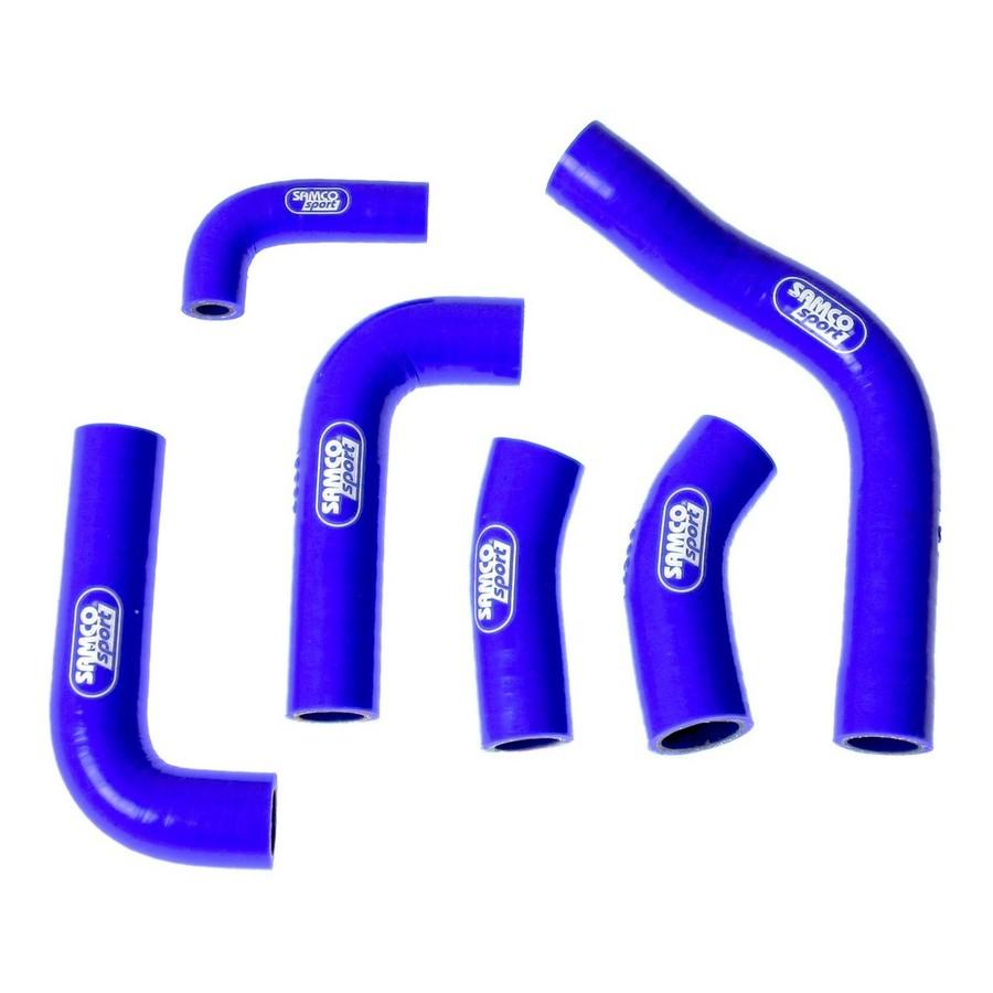 SAMCO SPORT サムコスポーツ ラジエーター関連部品 クーラントホース(ラジエーターホース) カラー:メタリックシルバー (限定色) FE 250 OEM Design 2014 FE 350 OEM Design 2013-2014
