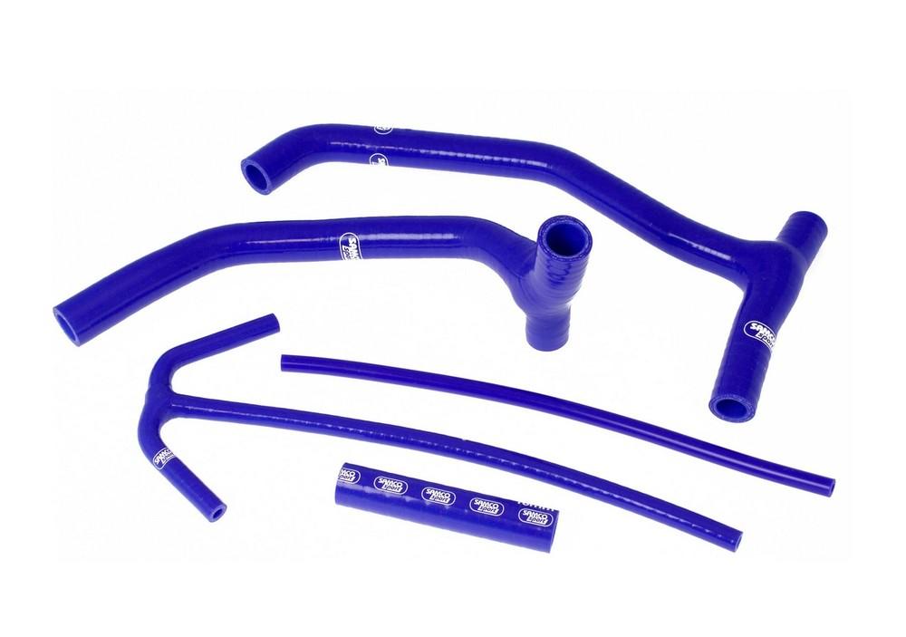 SAMCO SPORT サムコスポーツ ラジエーター関連部品 クーラントホース(ラジエーターホース) カラー:ニンジャグリーンカモ (限定色) SM 570 R (5) 全年式 SM 570 R 全年式